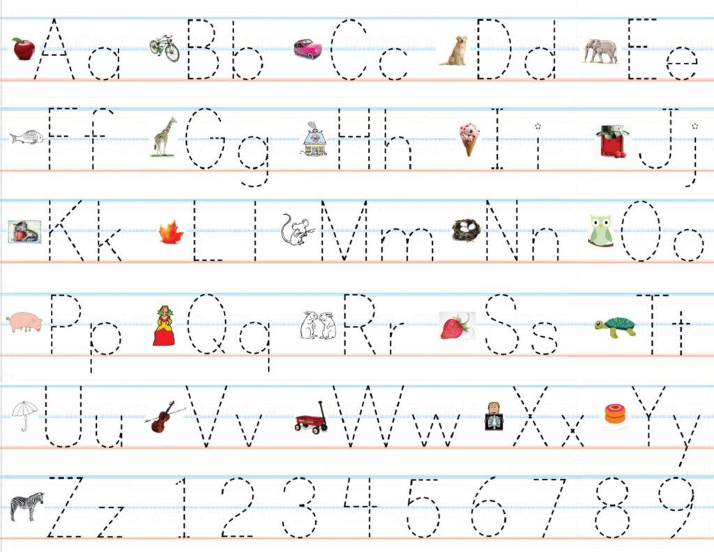 Math Worksheet : Practiceg Alphabet Preschool Incredible Inside Pre K Alphabet Writing Worksheets
