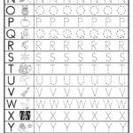 Math Worksheet : Upper 20Case 20Tracing 20Worksheet N