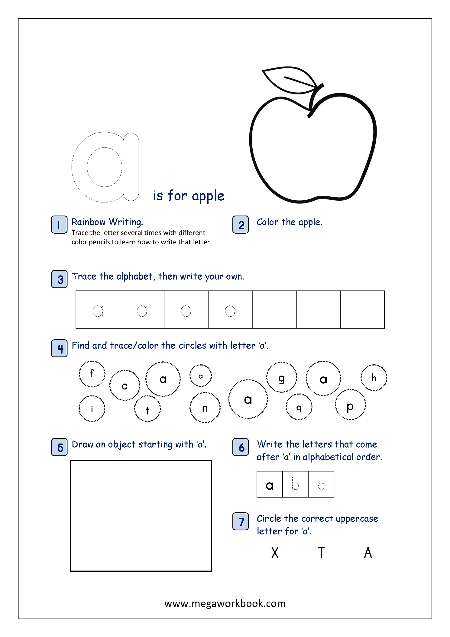 Math Worksheet with Letter Ng Worksheets