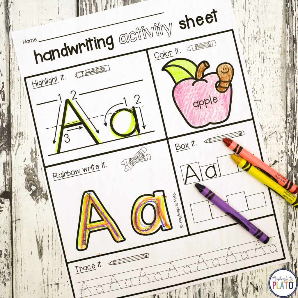 Nealian Letter Worksheet Printable Worksheets And Activities For D'nealian Alphabet Tracing Worksheets