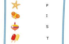 Alphabet Matching Worksheets Printable