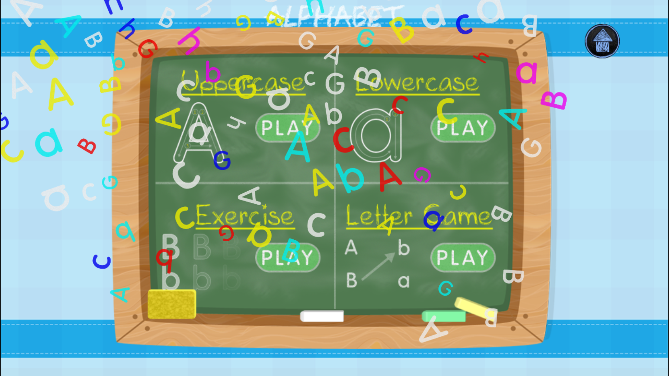 """New Ipad App """"Alphabet First Writer Tracing"""" From Macaw Moon with Letter Tracing Ipad App"""