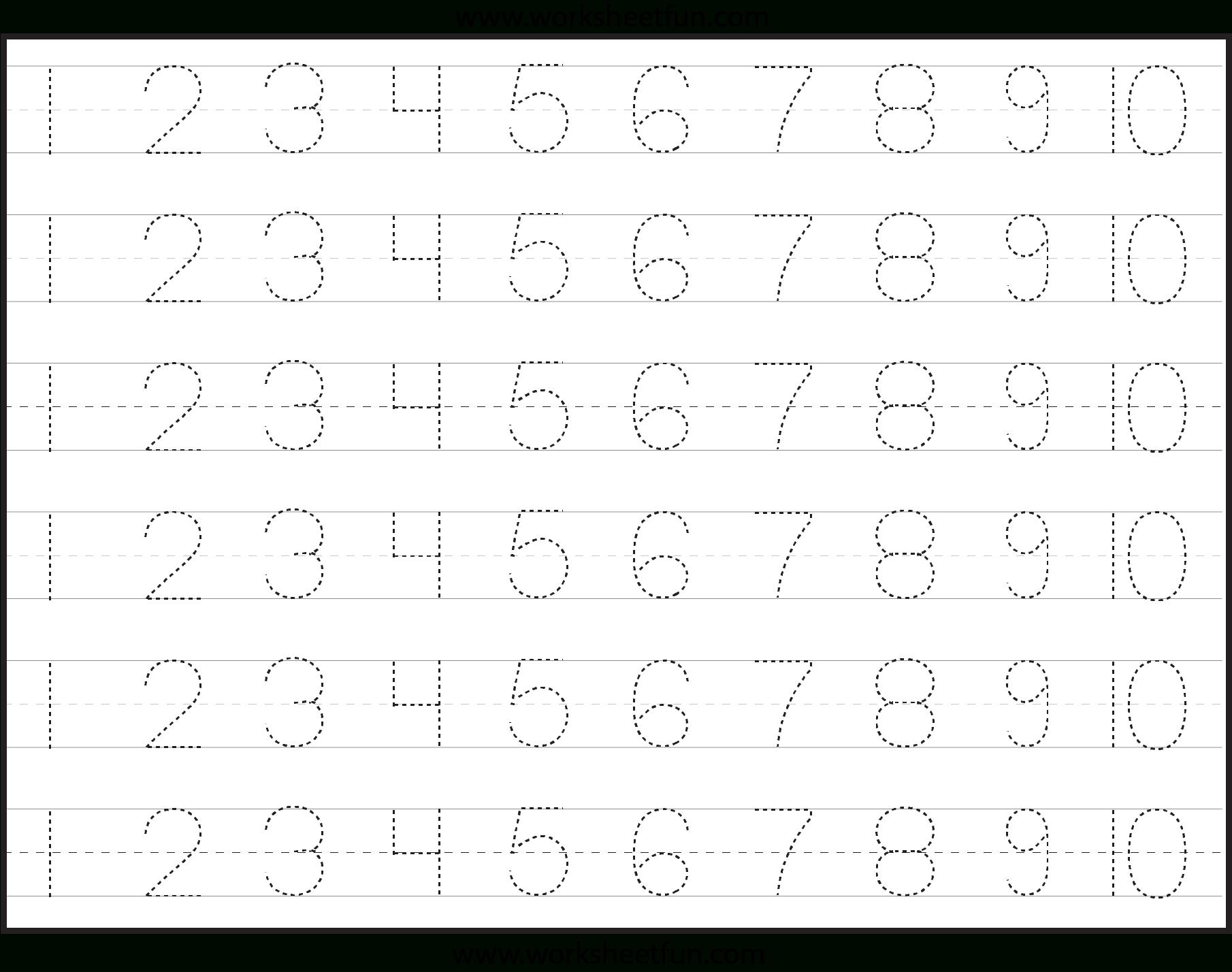 Number-Tracing-Lines-Box-3 1,810×1,428 Pixels | Tracing
