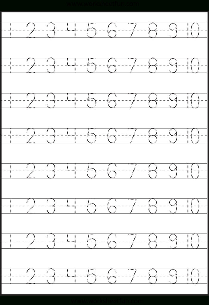 Number Tracing Worksheet Generator Printable Worksheets And In Letter Tracing Generator
