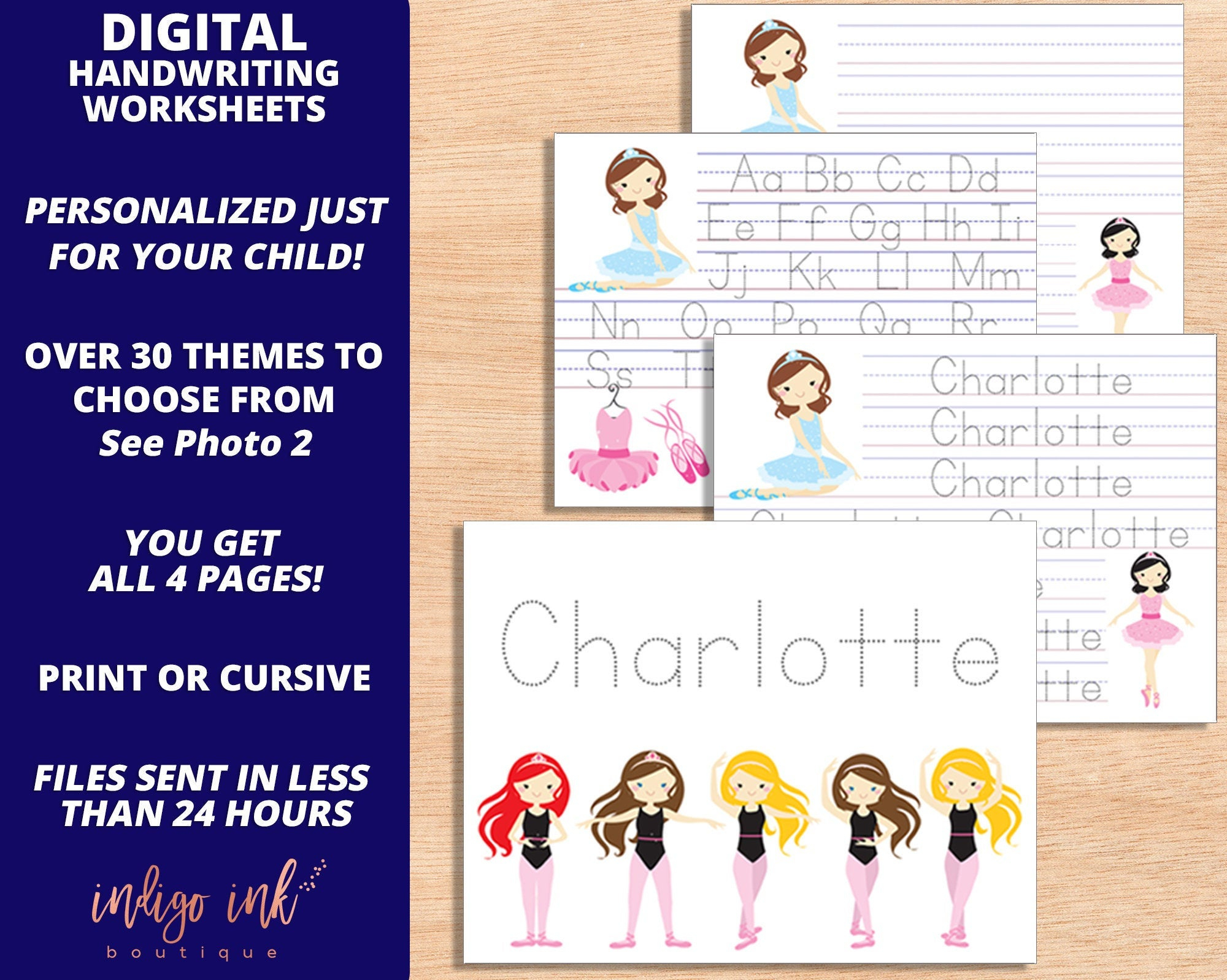 Personalized Tracing Worksheet   Printable Worksheets And with regard to Name Tracing Charlotte