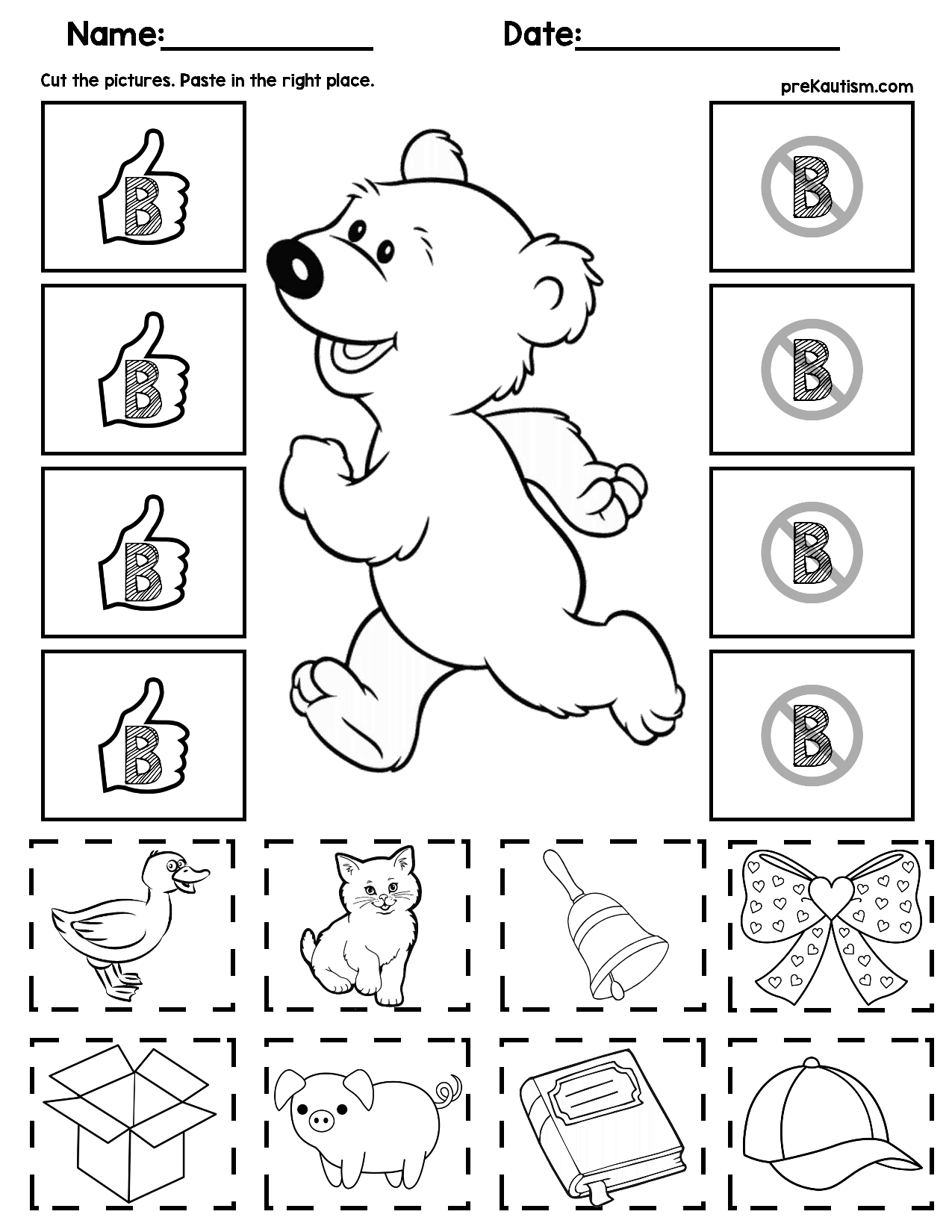 Pin On My Tpt Store throughout Letter H Worksheets Soft School