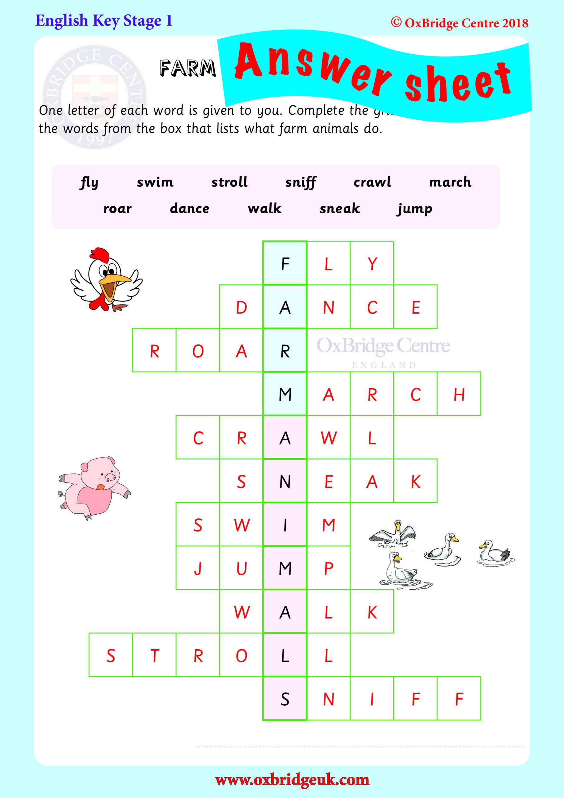 Pinmalleswari Devi On Ks1 English: Oxbridge Centre's regarding Key Stage 1 Alphabet Worksheets