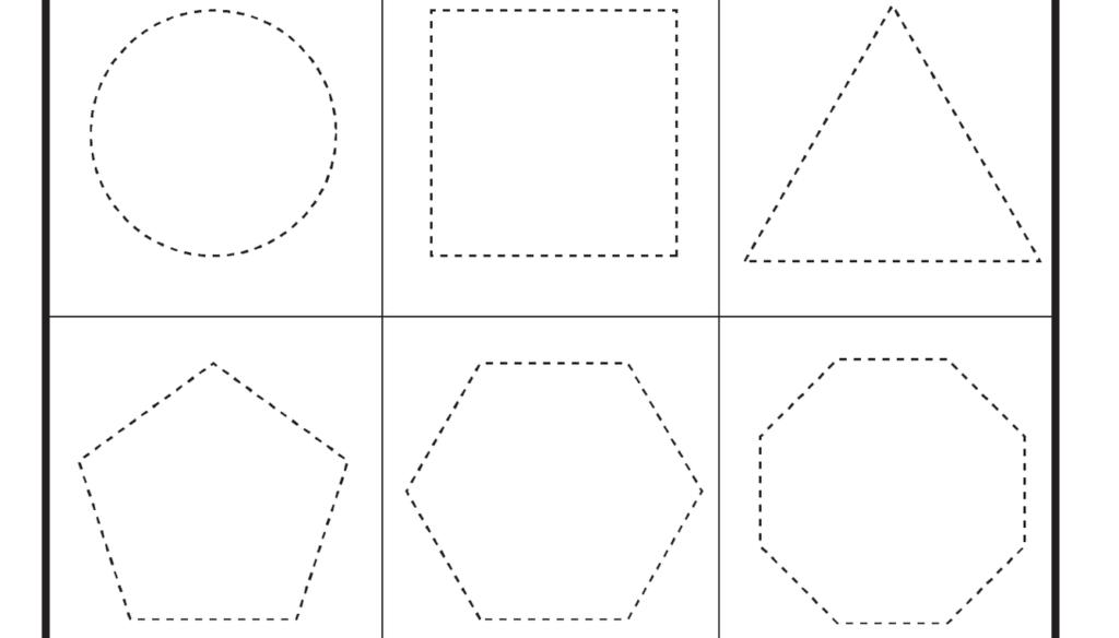 Preschool Shapes  Heart, Star, Circle, Square, Triangle