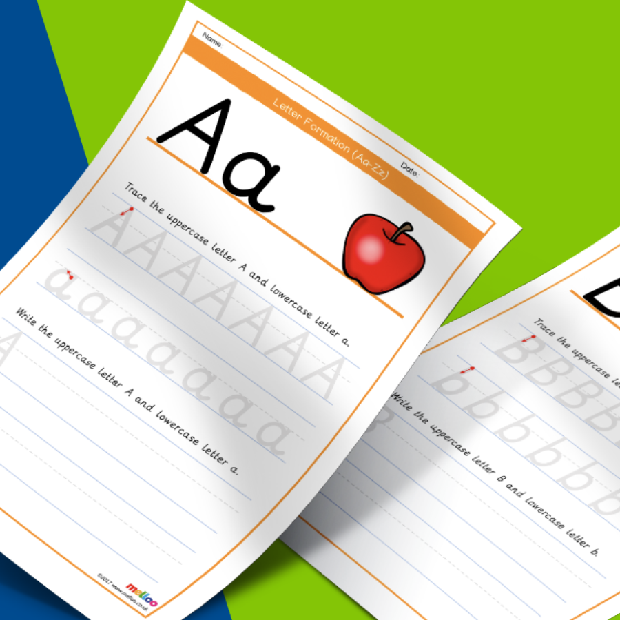 Primary English Resources Letter Formations | Melloo Resources with regard to Key Stage 1 Alphabet Worksheets