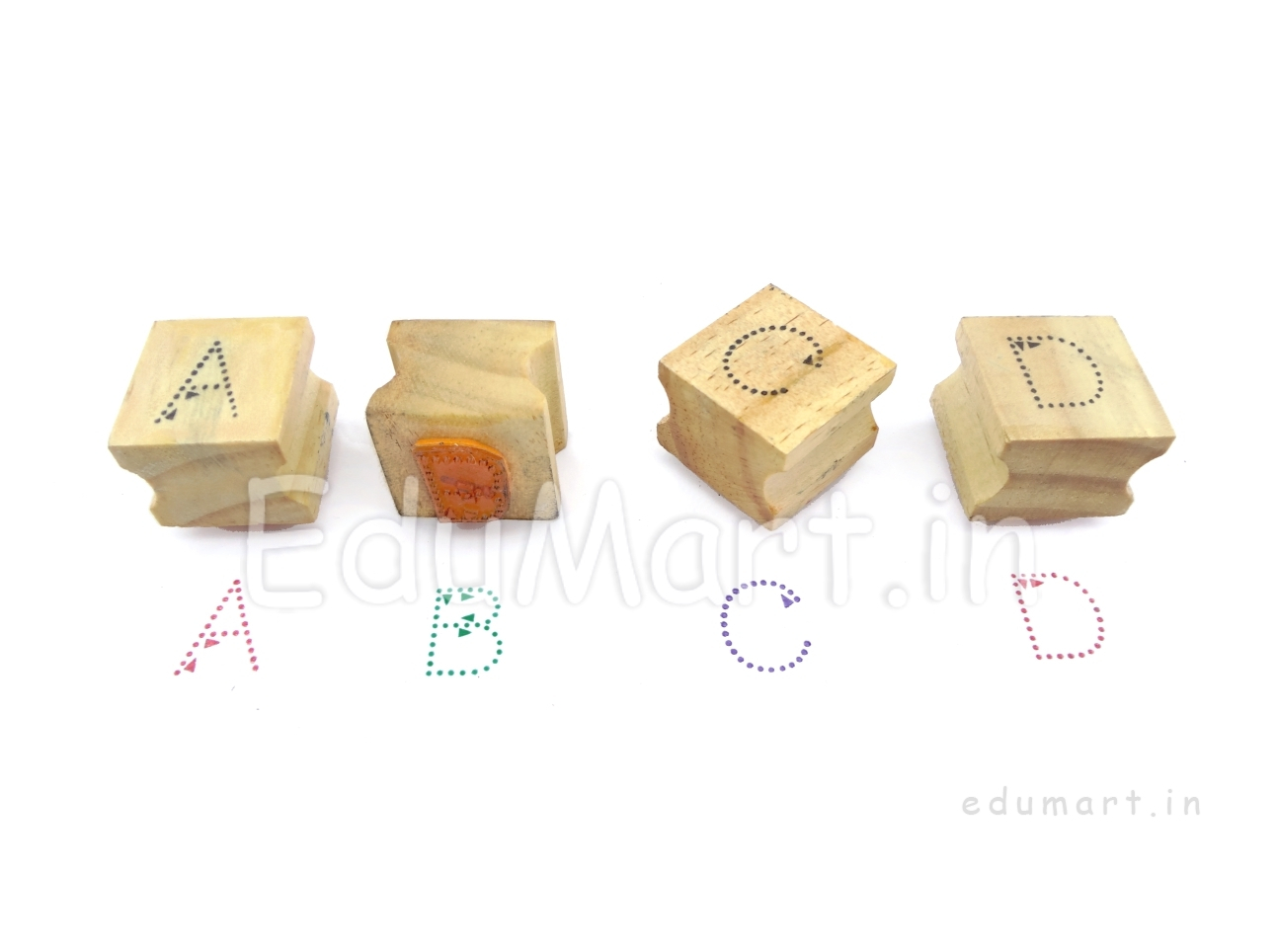 Product|Language Rubber Stamps|Upper Case Alphabet Rubber regarding Alphabet Tracing Stamps