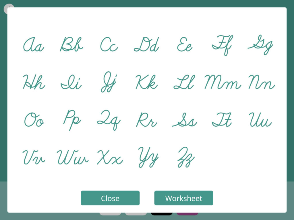 Real Cursive For Android   Apk Download