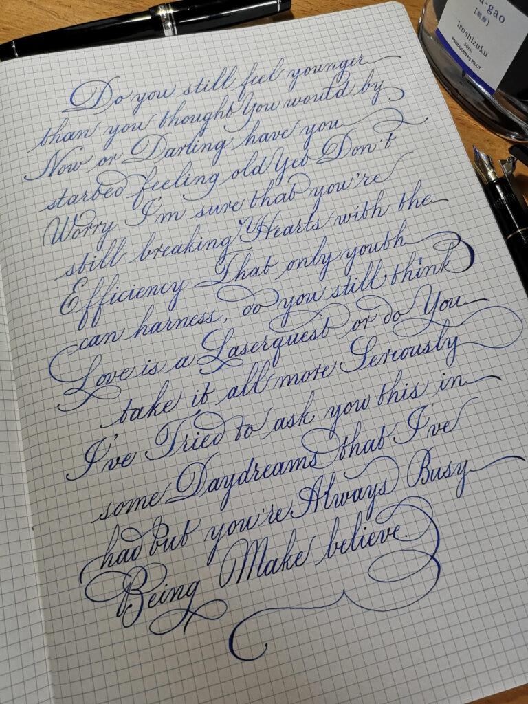 Reddit   Penmanshipporn In 2020   Lettering Tutorial Fonts