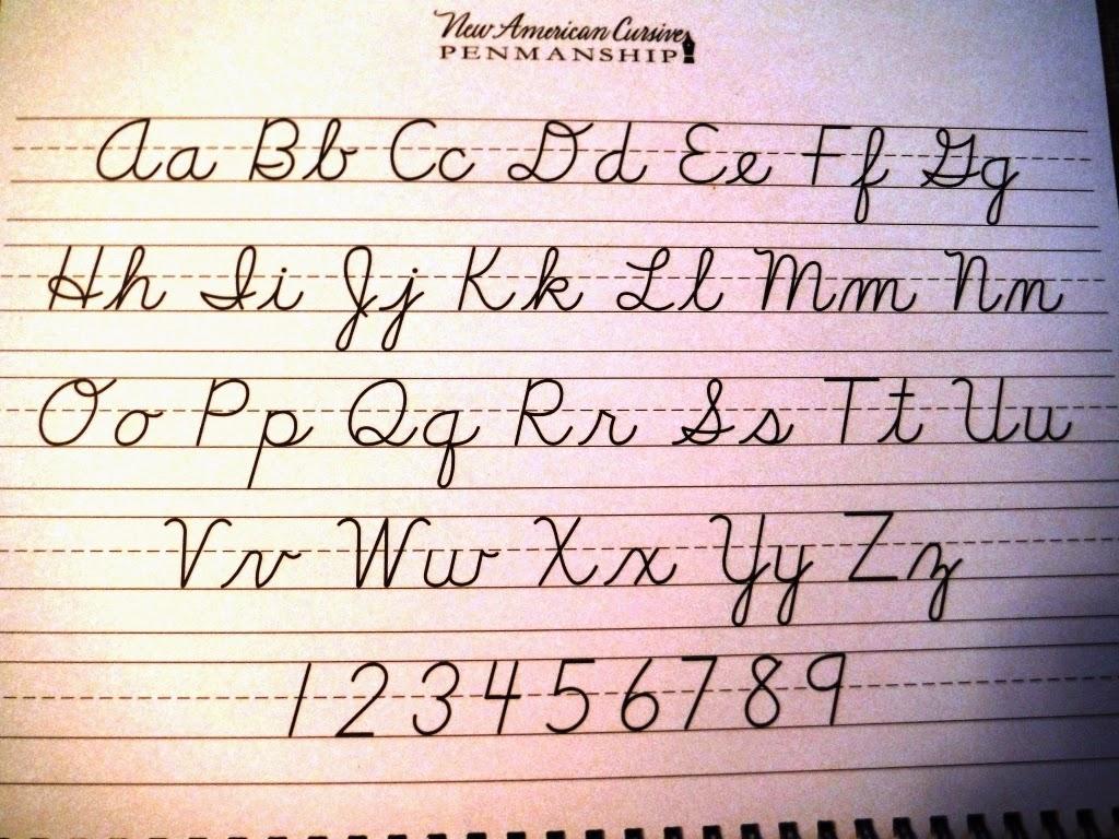 Russian Cursive Letters - Learn To Write Russian In Cursive