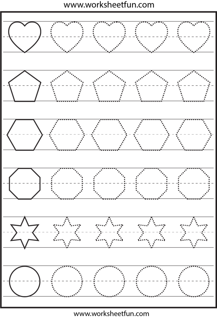 Shapetracing3 (1324×1936) | Tracing Worksheets Preschool