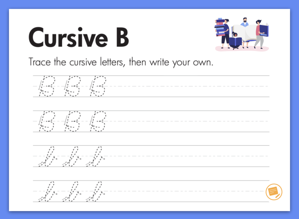 The Easiest Way To Learn How To Write In Cursive | Essaypro