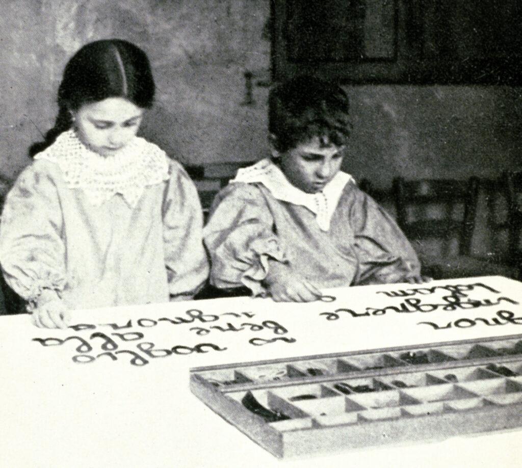 The Moveable Alphabet – Mainly Montessori