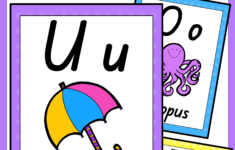 Queensland Cursive Alphabet Cards