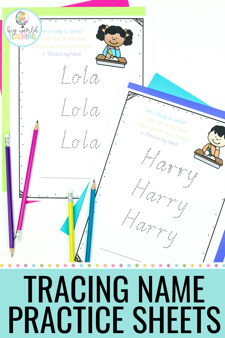 Tracing Name Practice Sheets In 2020 | Word Work within Name Tracing Template Australia
