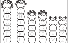 Tracing Uppercase Alphabets Worksheets