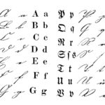 Translate To Cursive Font