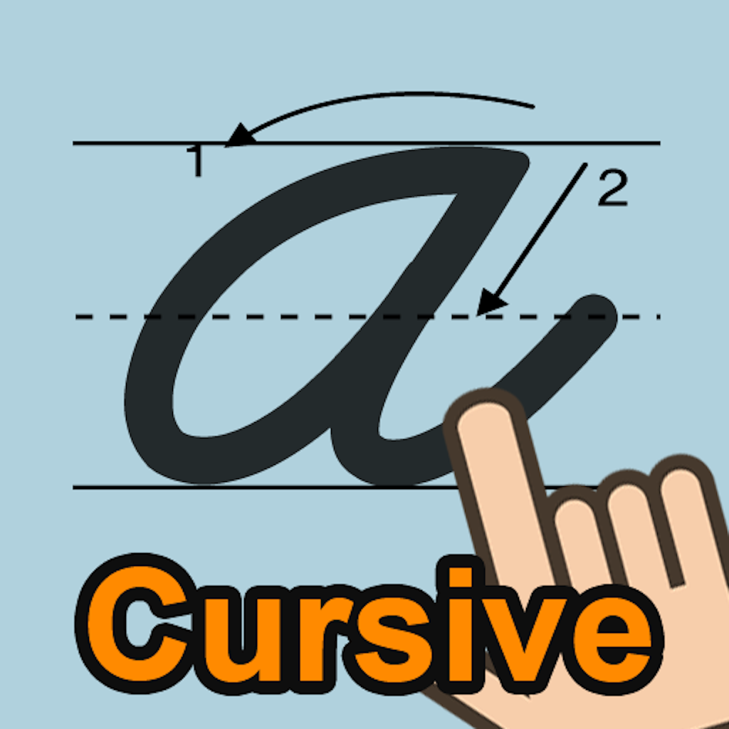 View App   Bridgingapps | Cursive Writing, Teaching Cursive
