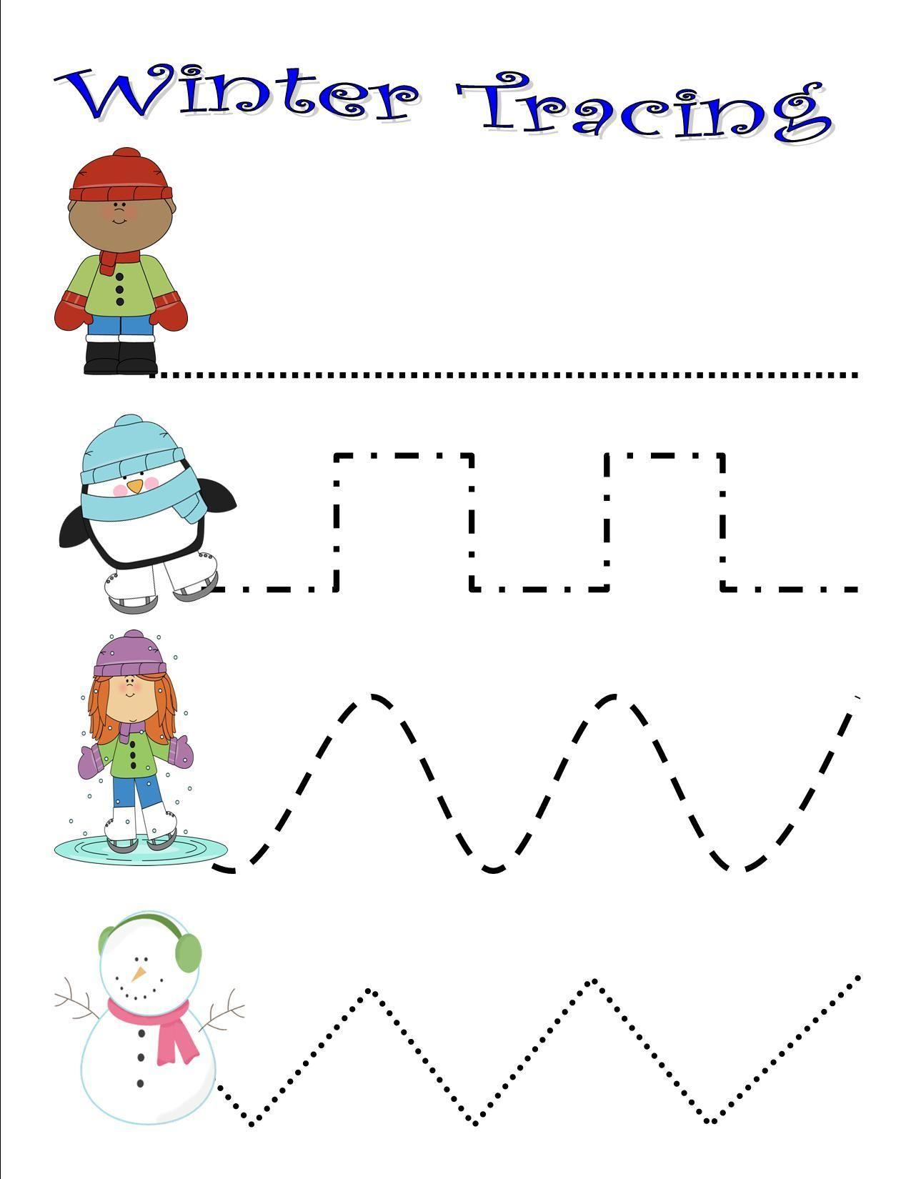 Winter Activities Pack | Winter Activities Preschool, Winter