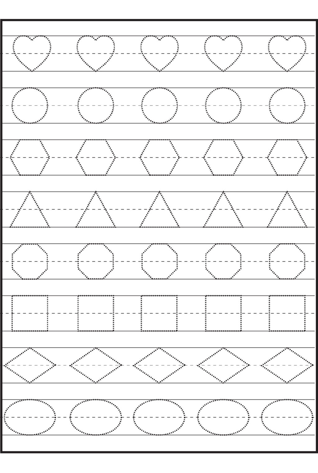 Worksheet ~ Blank Tracing Sheets Make Free Template