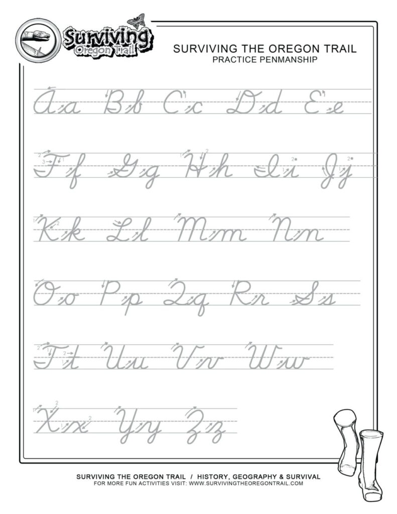 Worksheet ~ Cursive Fonts Capital Letter Sheet To Print
