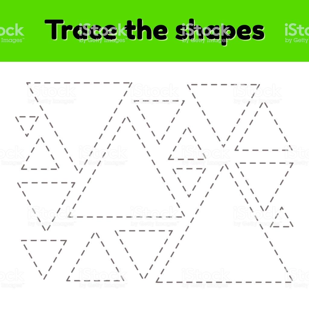 Worksheet ~ Educational Tracing Worksheet For Kids