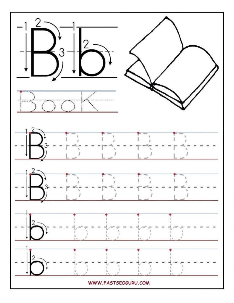Worksheet ~ Free Pre K Printables Worksheet Printable Letter Throughout Pre K Alphabet Tracing Pages