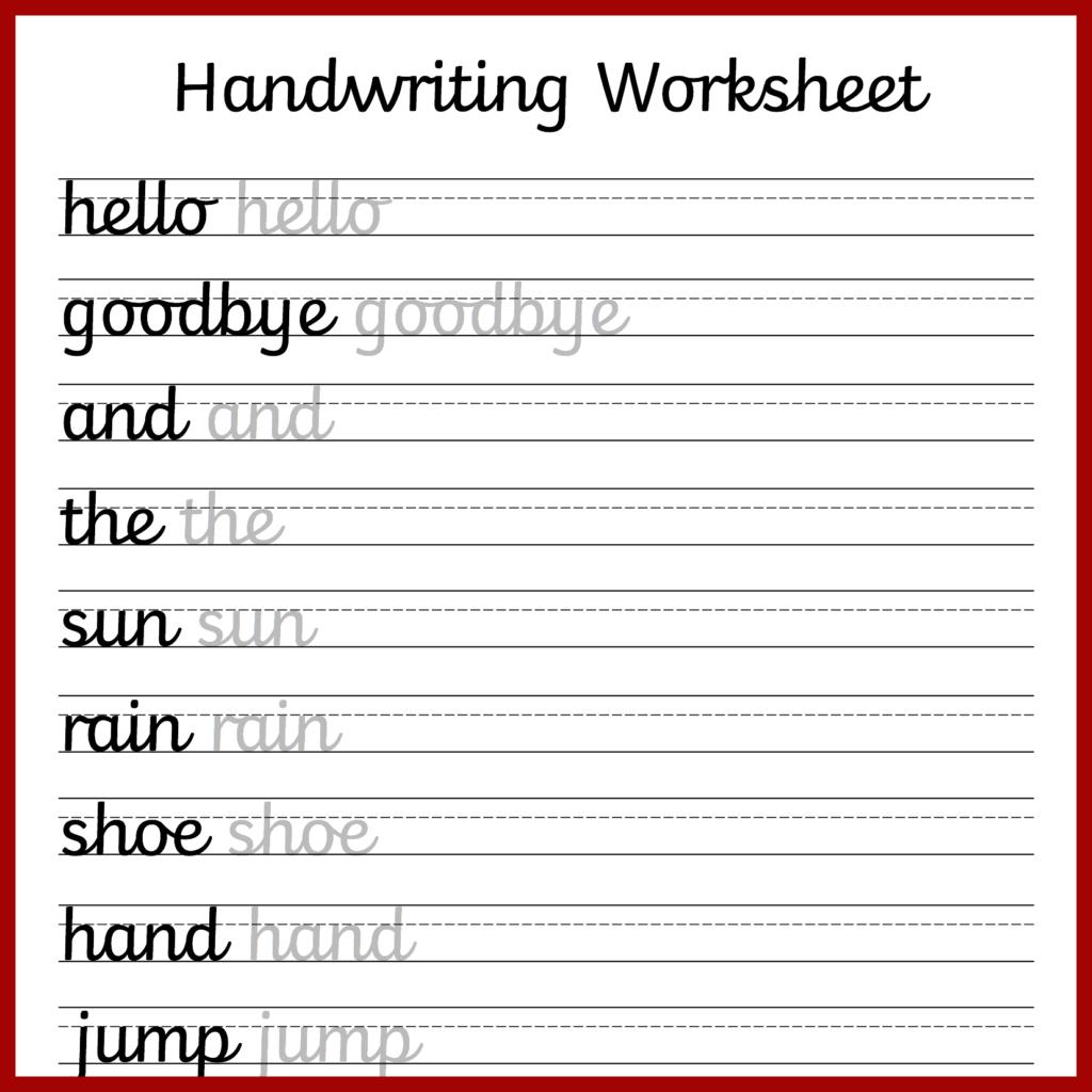 Worksheet ~ Grade Cursive Writing Worksheets Worksheet
