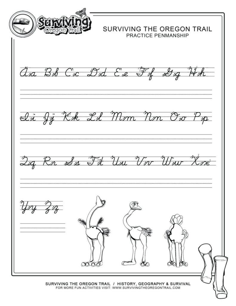 Worksheet ~ Handwriting Sheets Cursive Amazing Picture Ideas Pertaining To Alphabet Handwriting Worksheets Twinkl