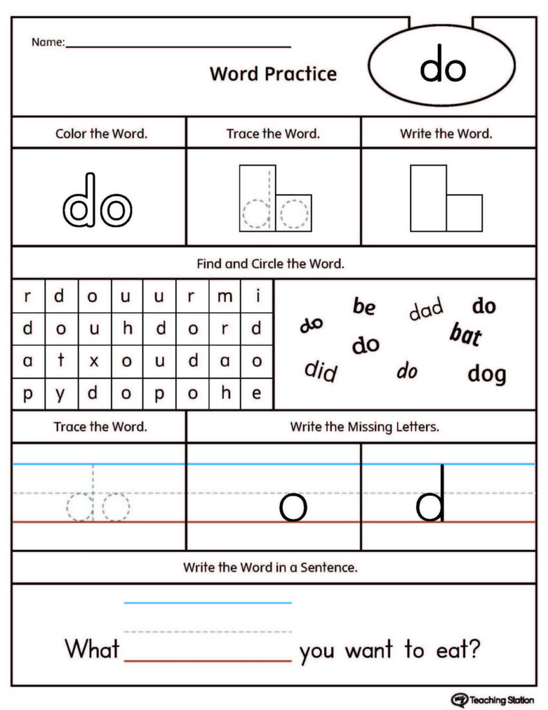 Worksheet ~ How To Create Tracing Worksheets In Word