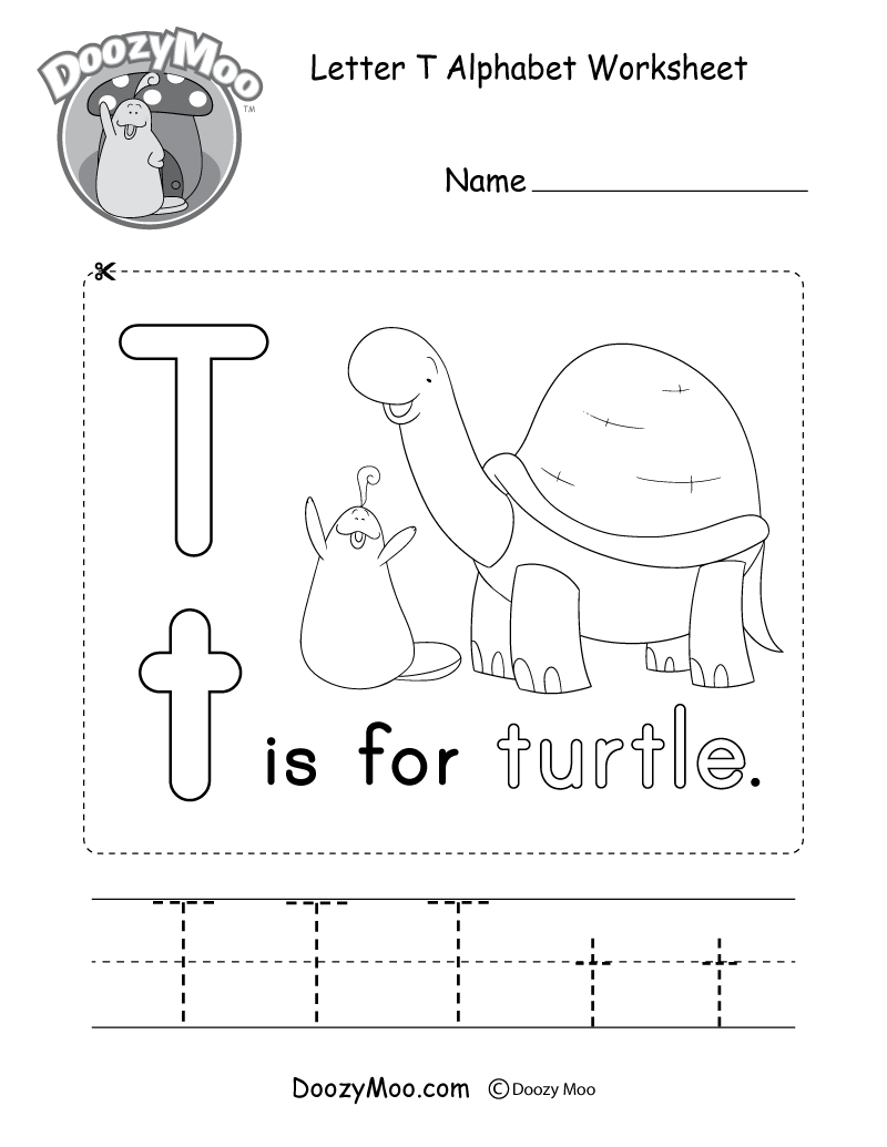 Worksheet ~ Letter T Alphabet Activity Worksheet Learning regarding Letter T Worksheets School Sparks
