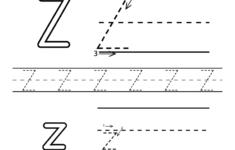 Alphabet Worksheets For Kindergarten A To Z