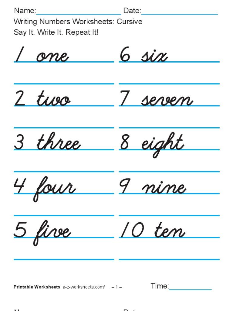 Worksheet ~ Printable Cursive Chart Worksheet Writing