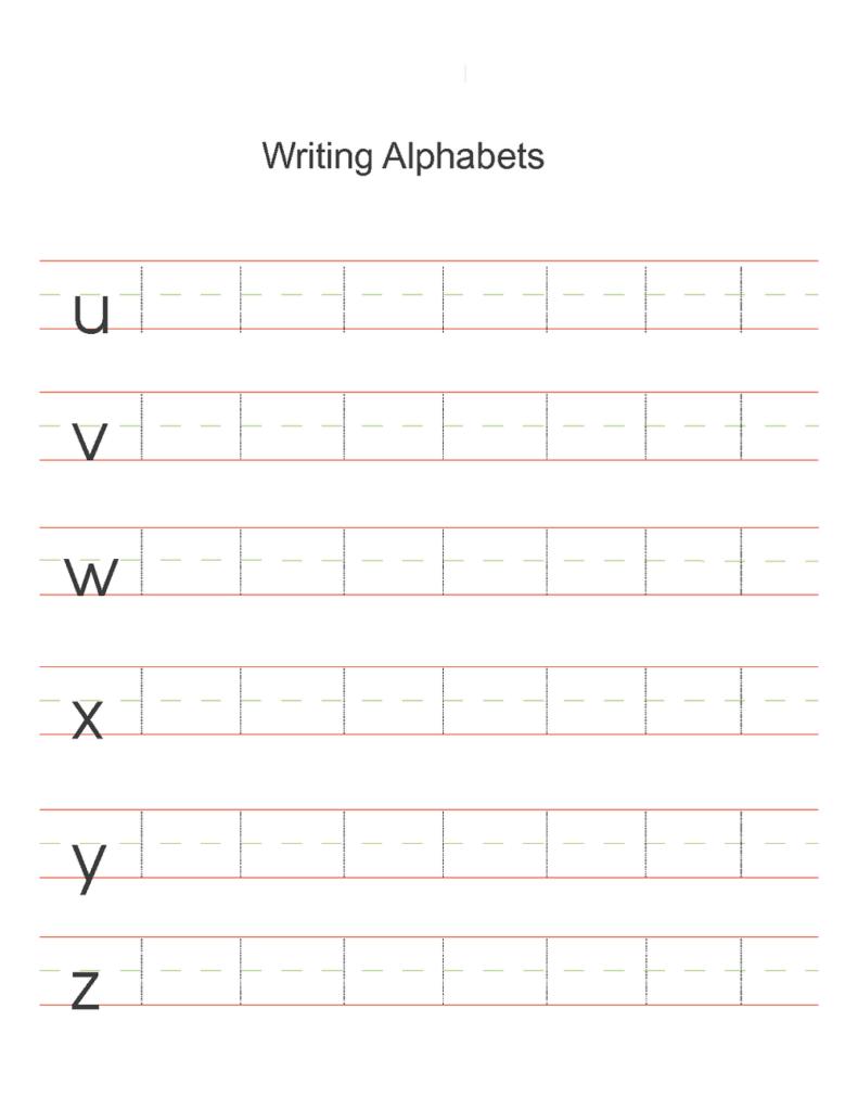 Worksheet ~ Splendig Worksheets Photo Ideas Alphabet For In Alphabet Handwriting Worksheets For Preschool