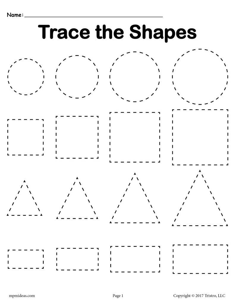 Worksheet ~ Trace Worksheets Photo Inspirations Worksheet