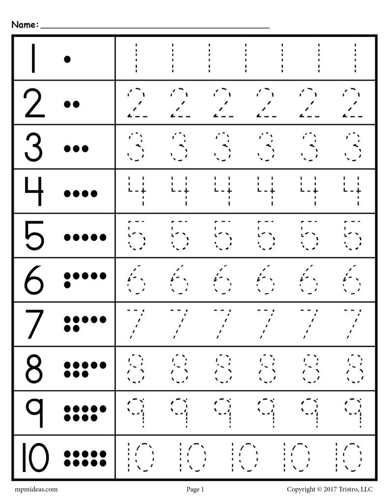 Worksheet ~ Traceheets Photo Inspirationsheet Numbers 201 20 with Letter 10 Worksheets