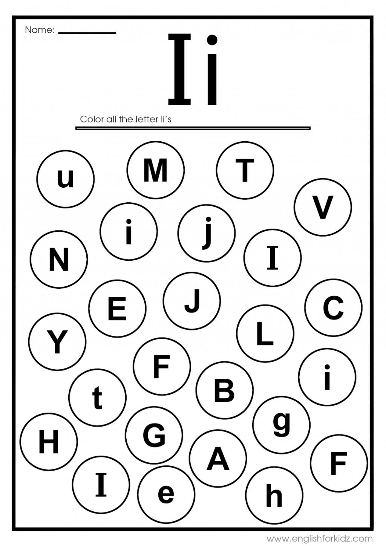 Worksheet ~ Tracing The Letter I Worksheets For Preschool throughout Letter M Worksheets Soft School