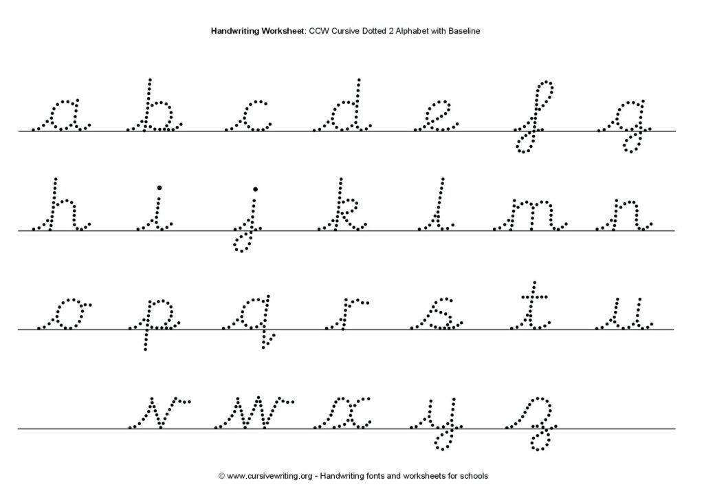 Worksheet ~ Worksheet Letter Tracing Sheets Cursive Letters