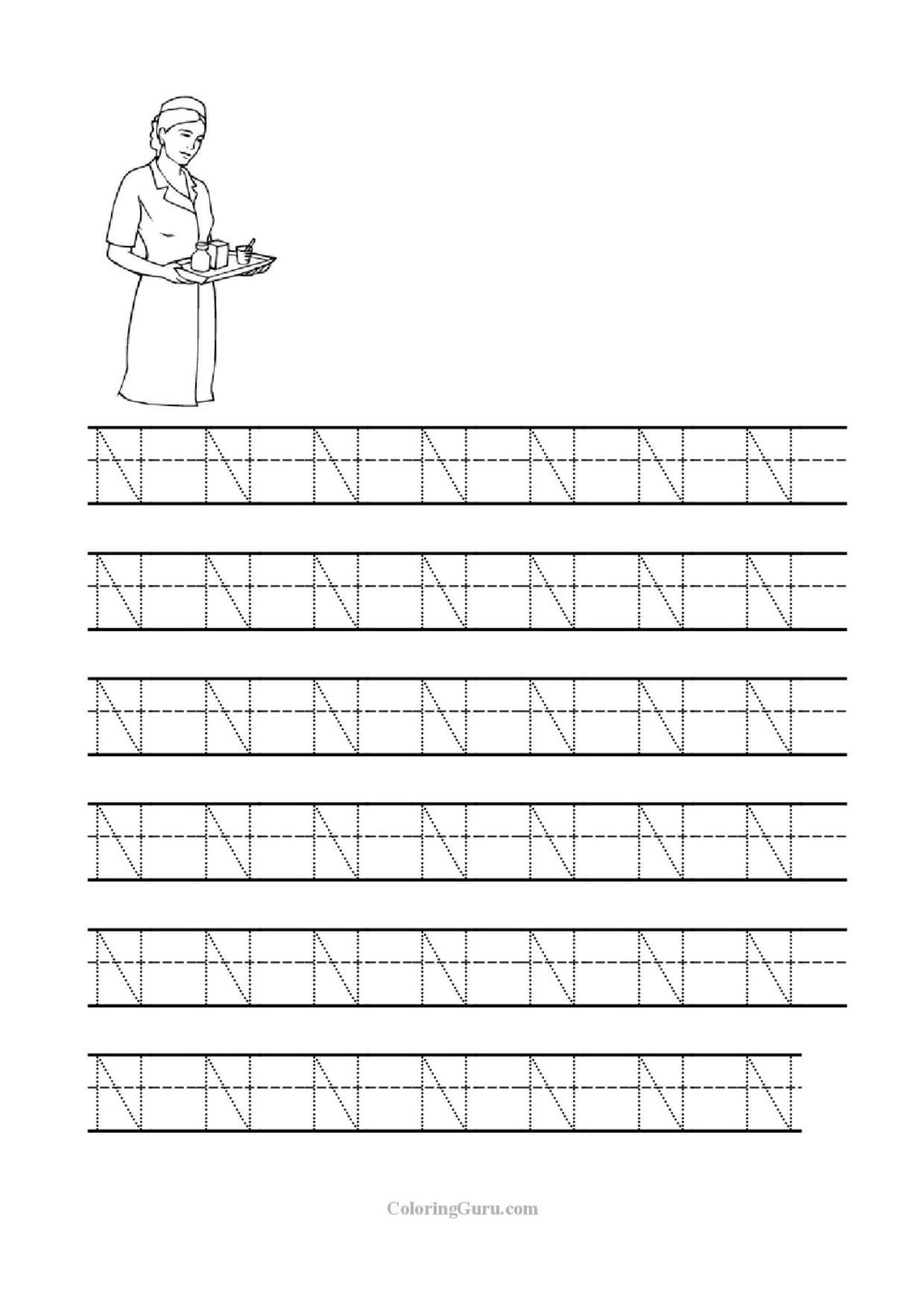 Worksheet ~ Worksheet Lettering Printables Free Printable within Letter V Tracing Pages
