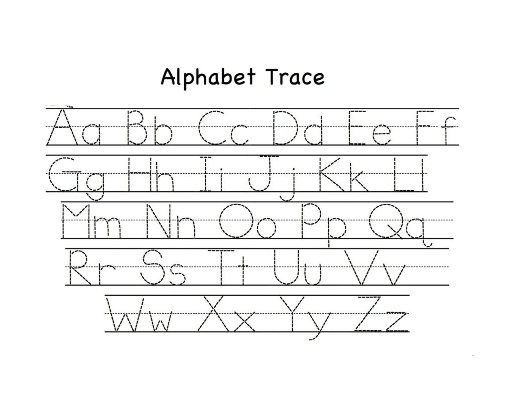 Worksheet ~ Worksheetbet Trace Sheets Printables Free inside Alphabet Tracing Coloring Pages