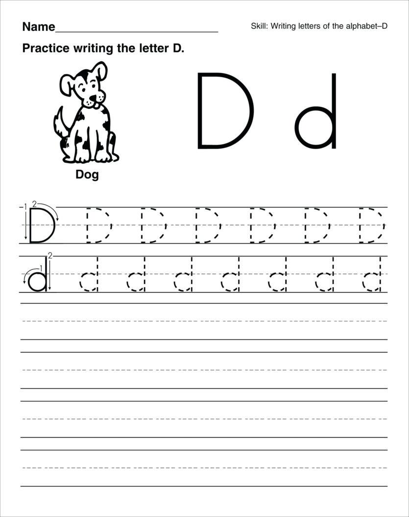 Worksheets : Handwriting Worksheets For Kids Printable Free