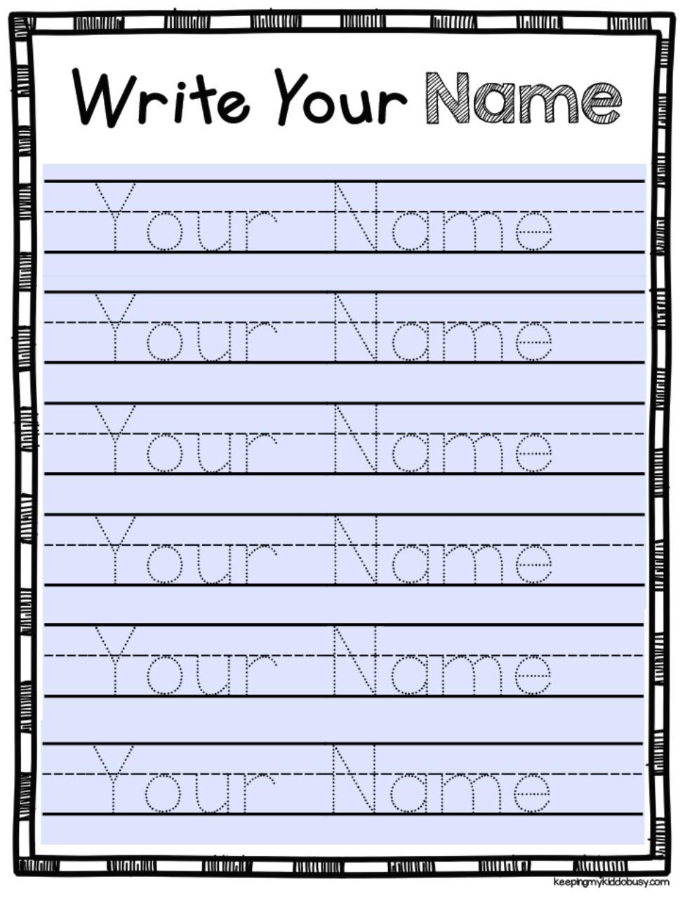 Worksheets : Name Tracing Worksheets Fabulous Picture for Name Tracing Worksheets For Kindergarten