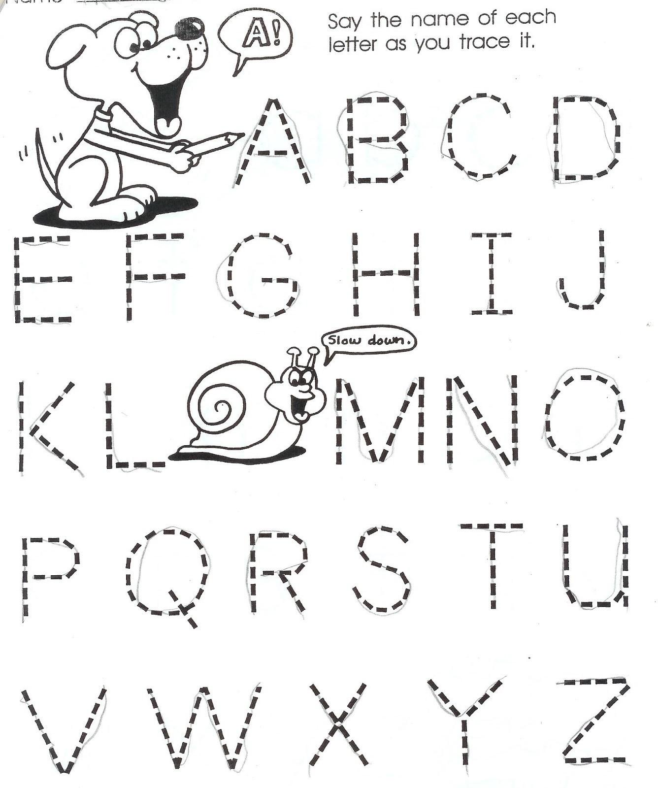 Worksheets : Preschool Printing Worksheet Homework Printable