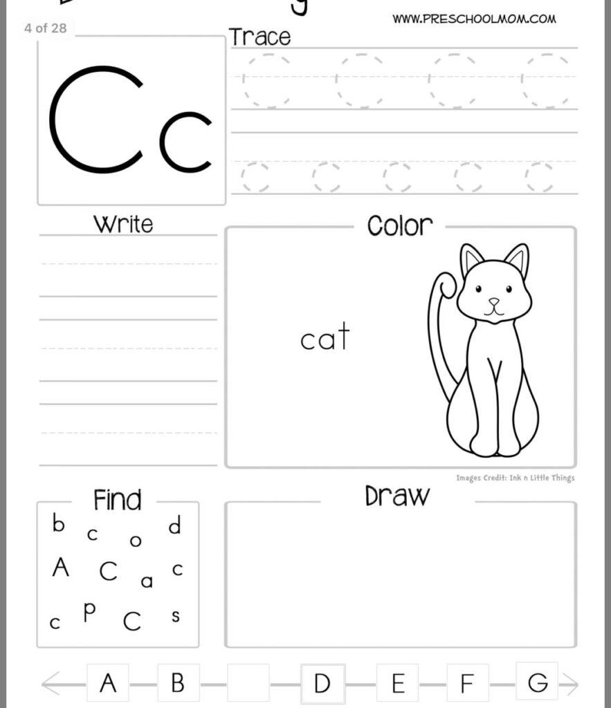 Worksheets : Worksheet Letter Practice Worksheets For Throughout Letter A Worksheets Pdf