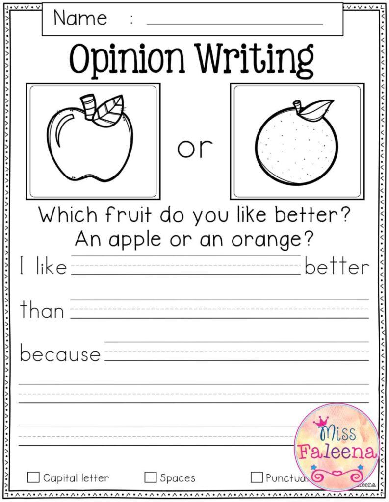 Worksheets : Writing Prompts Kindergarten Grade Worksheets With Regard To Letter J Worksheets For First Grade