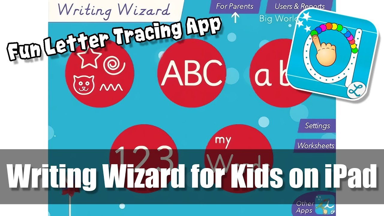 Writing Wizard For Kids On Ipad - Full Lowercase - Fun Letter Tracing &  Alphabet Learning App with regard to Letter Tracing Ipad App