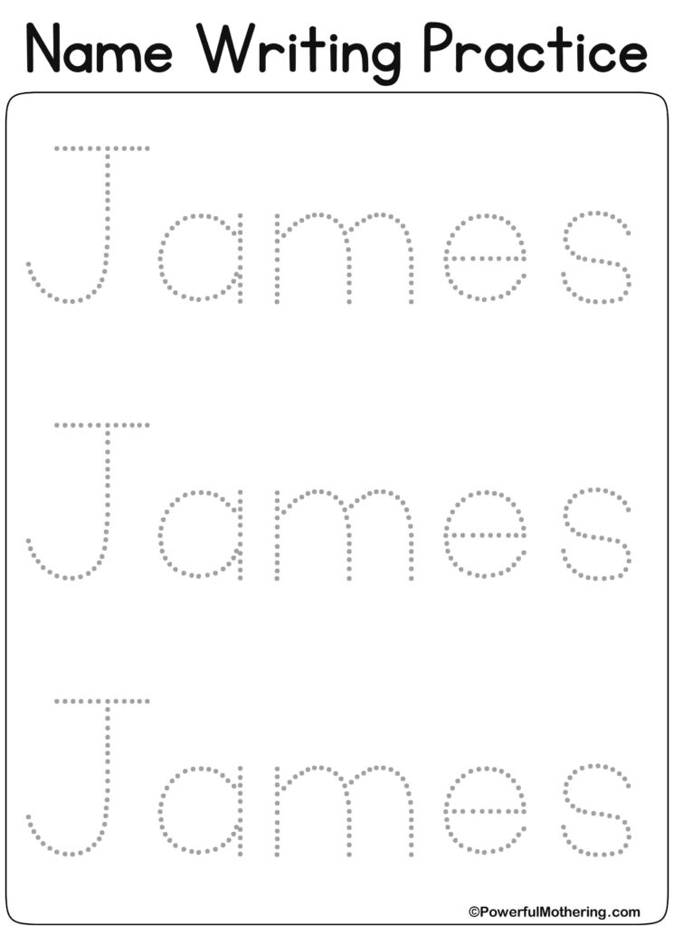 Www.createprintables Custom Name Get.php?text&#x3D Intended For Name Tracing Line